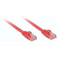 C2G Cable Patch Cat5e UTP sin Enganches RJ-45 Macho - RJ-45 Macho, 3 Metros, Rojo