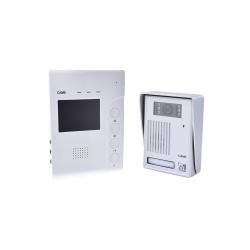 Came Videoportero 009-CK00-05, Monitor 3.5'', Altavoz, Alámbrico, Blanco