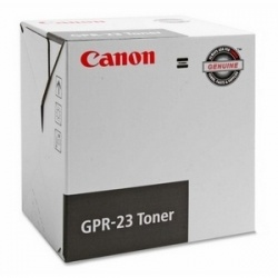 Tóner Canon GPR-23 Negro, 26.000 Páginas