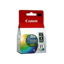 Cartucho Canon CL 51 Color, 560 Páginas