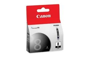 Tanque de Tinta Canon CLI-8BK Negro