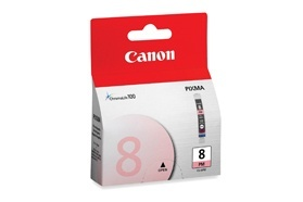 Tanque de Tinta Canon CLI-8PM Magenta Fotográfico