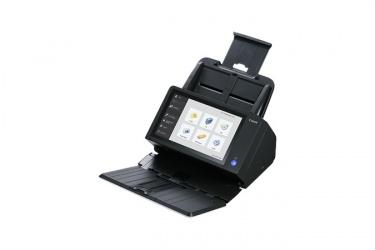Scanner Canon ScanFront 400, 600 x 600 DPI, Escáner Color, USB 2.0/Ethernet