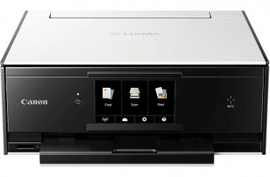 Multifuncional Canon Pixma TS9010, Color, Inyección, Tanque de Tinta, Inalámbrico, Print/Scan/Copy