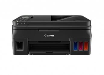 Multifuncional Canon PIXMA G4100, Color, Inyección, Print/Scan/Copy/Fax
