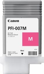 Tanque de Tinta Canon PFI-007M Magenta, 90ml