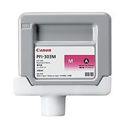 Tanque de Tinta Canon PFI-303M Magenta 330ml