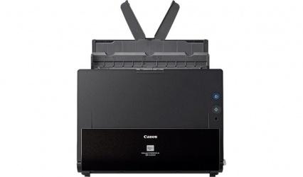 Scanner Canon imageFORMULA DR-C225II, 600 x 600 DPI, Escáner Color, USB, Negro