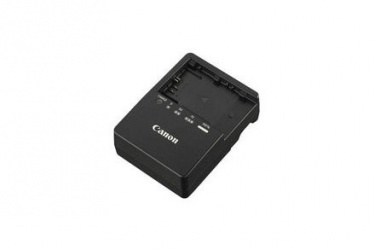 Canon Cargador de Batería LC-E6, Negro, para EOS