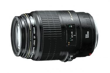 Canon Lente EF, 100mm F/2.8Macro USM