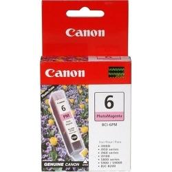 Tanque de Tinta Canon BCI-6PM Magenta Fotográfica, 280 Páginas