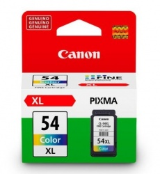 Cartucho Canon CL-54XL Color, 12.6ml