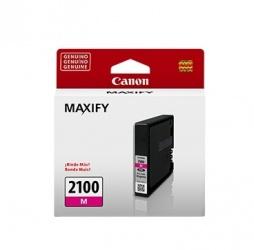 Tanque de Tinta Canon PGI-2100 Magenta 9.6ml