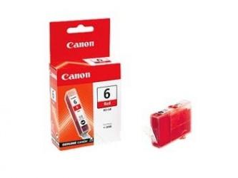 Cartucho Canon BCI-6R Rojo