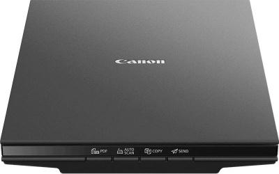 Scanner Canon LIDE 300, 2400 x 4800 DPI, Escáner Color, USB, Negro