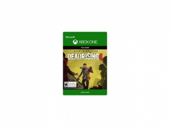 Dead Rising 4 Deluxe Edition, Xbox One ― Producto Digital Descargable