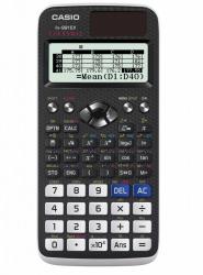 Casio Calculadora Científica FX-991EX, 16 Dígitos, Batería/Energía Solar, Negro