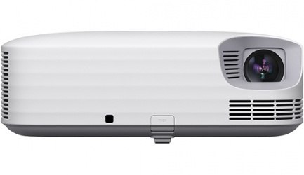 Proyector Portátil Casio XJ-S400WN DLP, WXGA 1280 x 800, 4000 Lúmenes, con Bocinas, Blanco