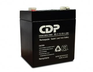 CDP Batería de Reemplazo para No Break B-12/4.5, 12V, 4500mAh