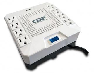 Regulador CDP R-AVR1808, 1000W, 1800VA, 8 Contactos