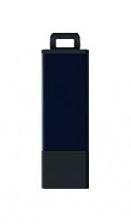 Memoria USB Centon DataStick Pro2, 8GB, USB 2.0, Negro/Zafiro