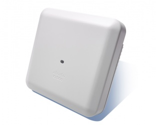 Access Point Cisco Aironet 2800i, 2.4/5GHz, 2x RJ-45, 6dBi