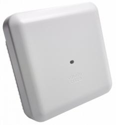 Access Point Cisco Aironet 3800, 2304 Mbit/s, 2x RJ-45, 2.4/5GHz, Antena Integrada de 6dBi
