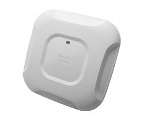 Access Point Cisco de Banda Dual Aironet 3702I, 1300 Mbit/s, 2x RJ-45, 2.4/5GHz, 4 Antenas de 6dBi