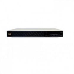 Cisco Router con Firewall ASA 5515-K8 IPsec VPN Edition, Alámbrico, 1200 Mbit/s, 6x RJ-45