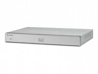 Router Cisco con Firewall Serie 100 Servicios Integrados, Alámbrico, 8x RJ-45, 4x SFP