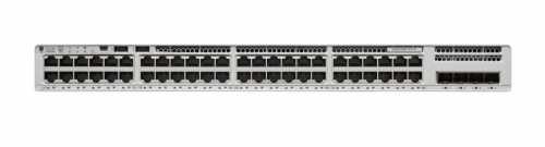 Switch Cisco Gigabit Ethernet Catalyst 9200L, 48 Puertos 10/100/1000Mbps, 176 Gbit/s, 16.000 Entradas - No Administrable ― ¡Requiere licencia de DNA para su funcionamiento, consulte a su ejecutivo!