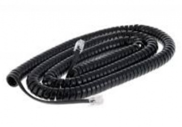 Cisco Cable Telefónico CP-7800-HS-CORD, Negro, para UC 7800 Series