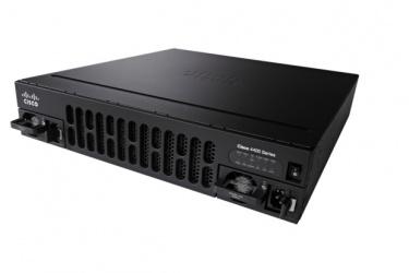Router Cisco Gigabit Ethernet con FirewalI SR 4451, Alámbrico, 8x RJ-45