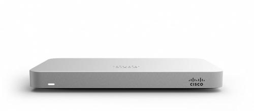 Router Cisco con Firewall MX64-HW, Alámbrico, 200 Mbit/s, 5x RJ-45, 1x USB 2.0
