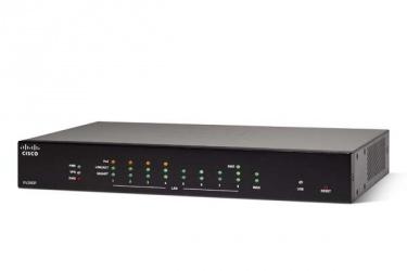 Router Cisco Firewall RV260P, Alámbrico, 8x RJ-45, 4x PoE