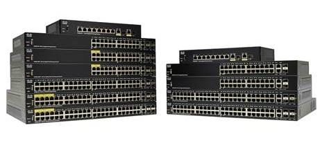 Switch Cisco Fast Ethernet SF250-48HP-K9-EU, 48 Puertos 10/100Mbps + 2 Puertos SFP, 17,6 Gbit/s, 8000 Entradas - Gestionado