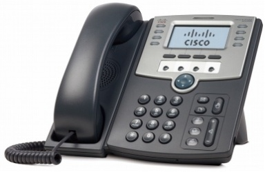 Cisco Teléfono IP de 12 Líneas con Pantalla SPA509G, PoE y PC, 2x RJ-45, Negro
