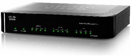 Cisco Gateway para Teléfono IP SPA8800, 4x FXS, 4x FXO