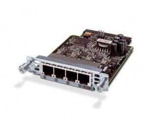 Cisco Tarjeta de Interfaz VIC3-4FXS/DID, 4 Puertos RJ-11