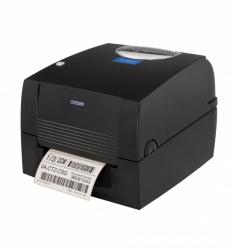 Citizen CL-S321UGEN, Impresora de Etiquetas, Transferencia Térmica, 406 x 203DPI, USB, Negro