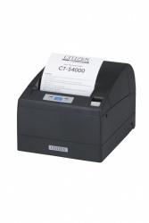 Citizen CT-S4000 Impresora de Tickets, Térmica Directa, 203 x 203 DPI, USB, Negro