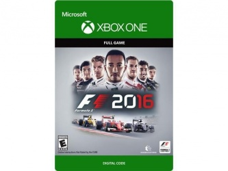F1 2016, Xbox One ― Producto Digital Descargable
