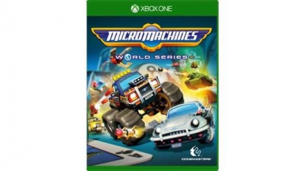 Micro Machines World Series, Xbox One ― Producto Digital Descargable