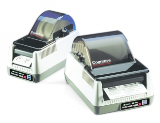 Cognitive TPG Advantage LX, Impresora de Etiquetas, 203 x 203 DPI, Gris/Blanco