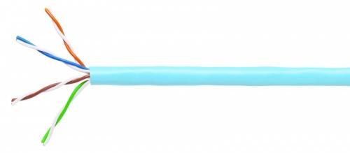 CommScope Bobina de Cable de Red Cat5e UTP, 305 Metros, Azul