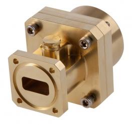 CommScope Conector Coaxial WR75 para Cable EW127A, Latón