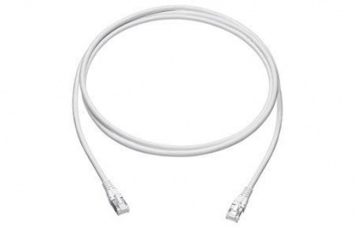 CommScope Cable Patch Cat6a FTP RJ-45 Macho - RJ-45 Macho, 1.22 Metros, Blanco