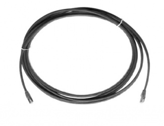 CoomScope Cable Patch Cat6 UTP RJ-45 Macho - RJ-45 Macho, 2.13 Metros, Negro
