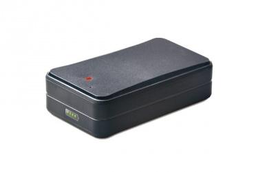 Concox Rastreador GPS 3G para Vehículo AT6, Negro