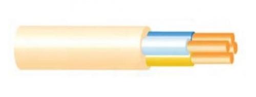 Condumex Bobina de Cable ICEV, 2 Conductores, 22 AWG, 3.3mm, 250 Metros